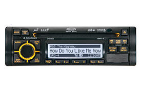 SWJHD3620 stereo head unit
