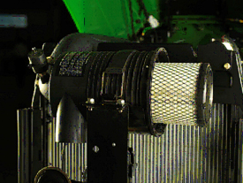 Dry-type air filter