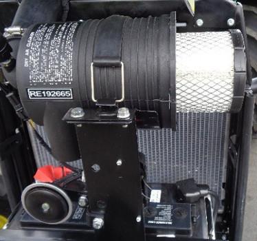 Dry-type air filter