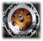 Wet-disc brakes
