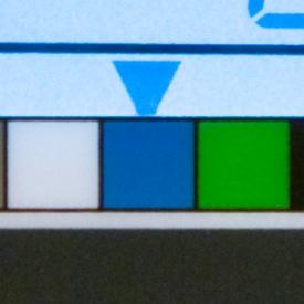 Visualizzazione ugello