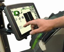 Il display GreenStar2 2630 è in grado di soddisfare anche l'operatore più esigente