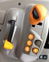 Modalità AUTO e modalità manuale
