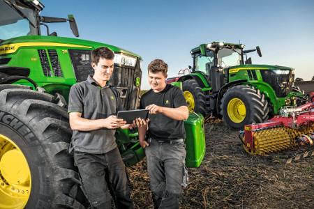 Livello successivo dell'agricoltura di precisione