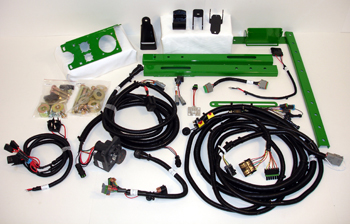 GreenStar-ready tractor kit