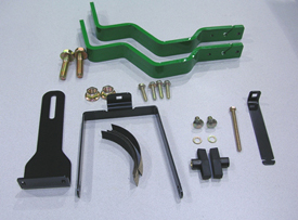 Universal steering supplemental kit -
