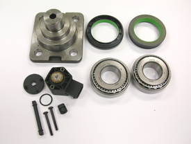 More AutoTrac tractor vehicle kit items