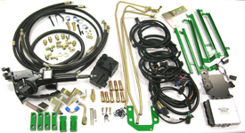 AutoTrac tractor vehicle kit items