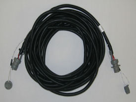 Switch and power extension harness