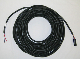 Auxiliary-power extension harness