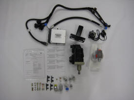 Combine vehicle kit for 70 Series