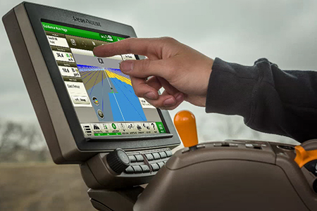 John Deere 4600 CommandCenter