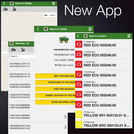 JDLink app helps producers manage their fleet from anywhere