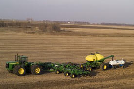 Raven AccuFlow™ system integral to NH3 system