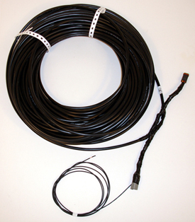 Radio extension harness