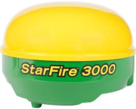 StarFire 3000 Receiver position receiver