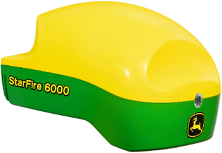 StarFire™ 6000 Receiver