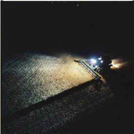 FieldVision™ Xenon HID lighting