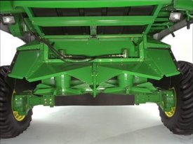 Standard straw spreader up to 9.1 m (30 ft)