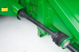Telescoping drive shaft