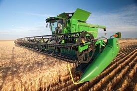 Crop divider