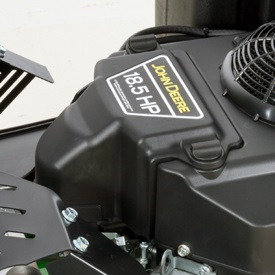 Heavy-duty dual stage air cleaner (636M engine shown)