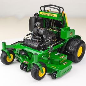 QuikTrak™ Mower (652R MOD shown)