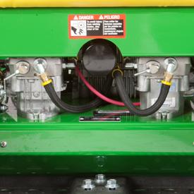 Hydrostatic pumps