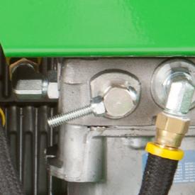 Transmission tow valve