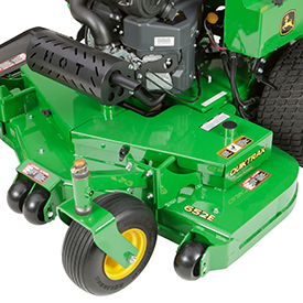 QuikTrak 652E mower deck