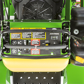 Control console (636M shown)