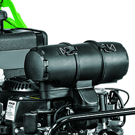 Heavy-duty dual stage air cleaner