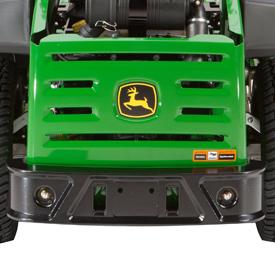 Cast rear bumper