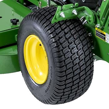 Rear drive wheel, W48R shown