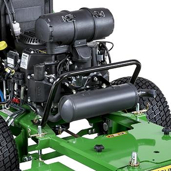 Electronic fuel injection (EFI) engine