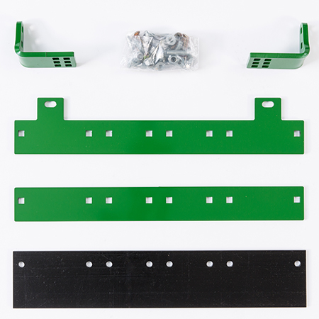 Striping kit components