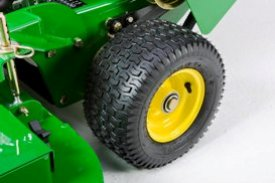 Mower drive wheel on WHP36A