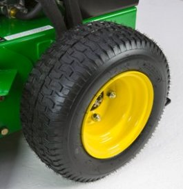 Mower drive wheel on WHP48A and WHP52A