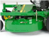 WH36A Mower Deck (side view)