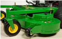 WH48A Mower Deck (side view)