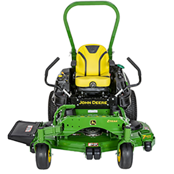 Z994R with fully-adjustable suspension seat option and 60-in. (152-cm) mower deck