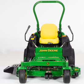 Z997R shown with 60-in. (152-cm) 7-Iron PRO Mulch On Demand (MOD) mower deck