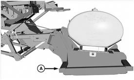 Transport ballast attachment