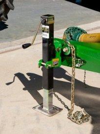 Hydraulic parking system