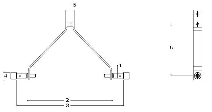 Tractor 3 Point Hitch Dimensions : Pt hitch dimension bing images