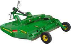 John Deere Rotary Cutter Guide By Duty Level