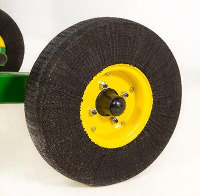 Laminated tire