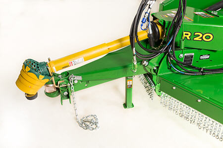 R-Series Rotary Cutter driveline