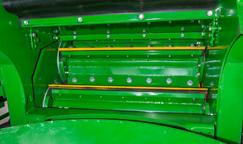 Chopper blades