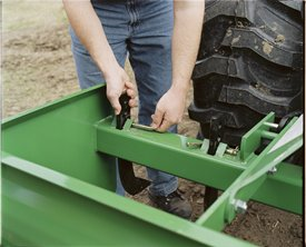 BB20 and BB21 Series scarifier